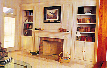 Woodmasters Cabinetry - Studies & Entertainment Areas
